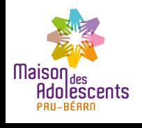 Logo Maison des Adolescents